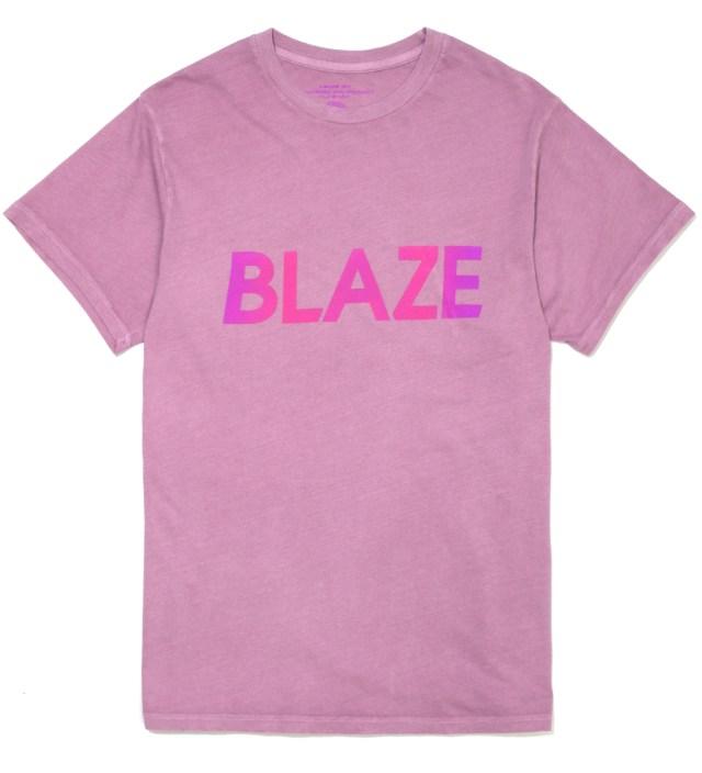 Mauve Orchid Blaze T-Shirt