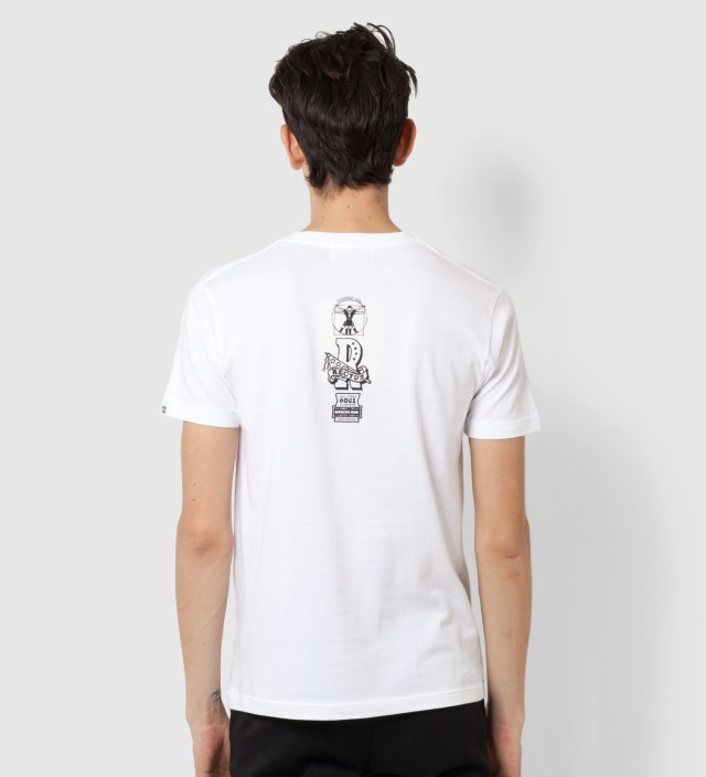 White Durcus T-Shirt