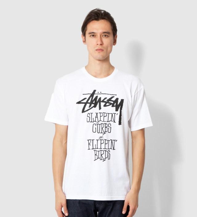 White Slappin Curbs T-Shirt