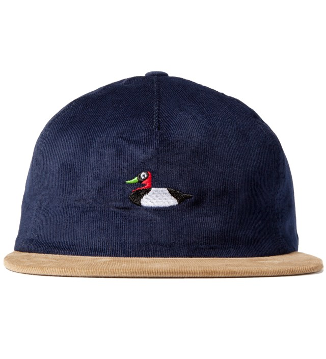 Navy/Khaki Decoy Duck Polo Hat