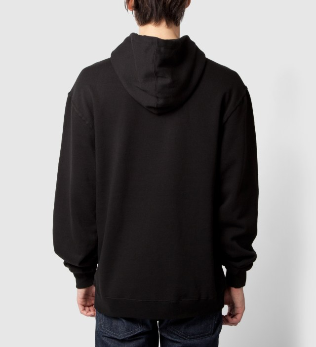 Black New York King Hoodie