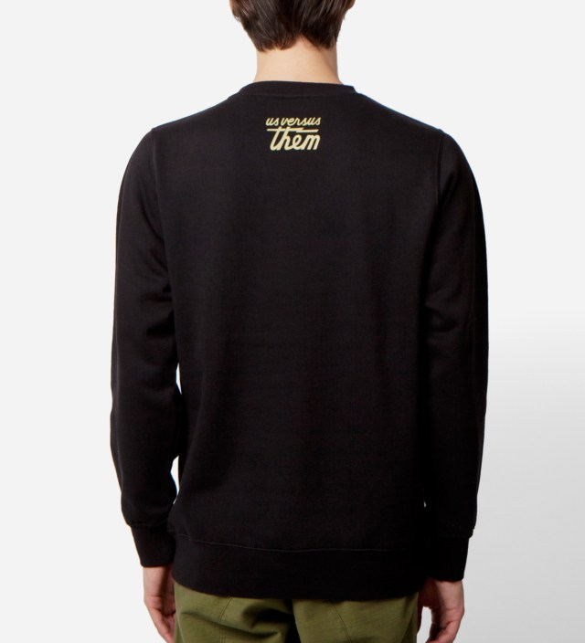 Black Jungle Cruise Crewneck