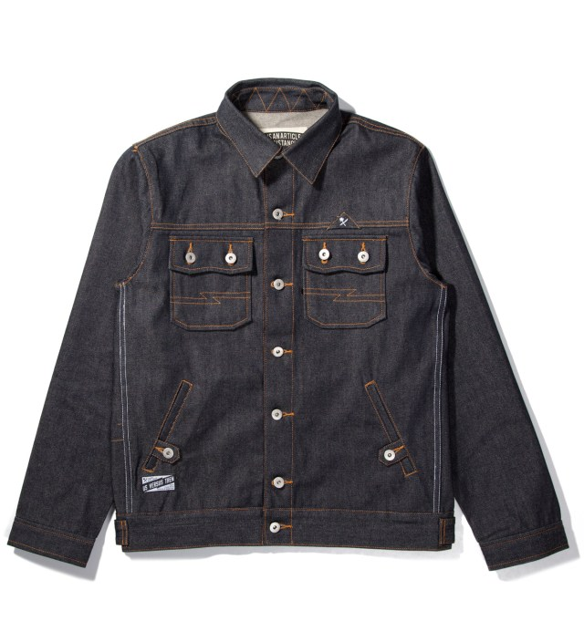 Indigo Garner Denim Jacket