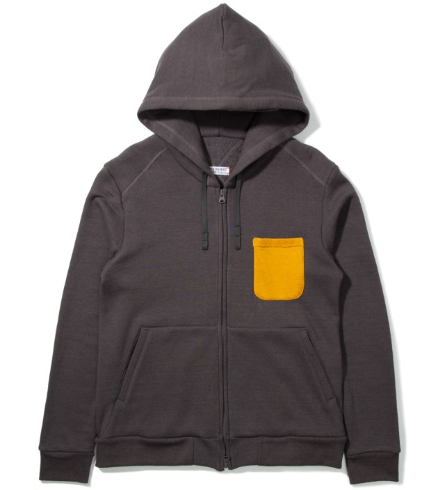 Cash Ca for Hypebeast Charcoal Sweater