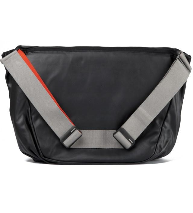 "Coated Techno 15"" Laptop Messenger Bag"
