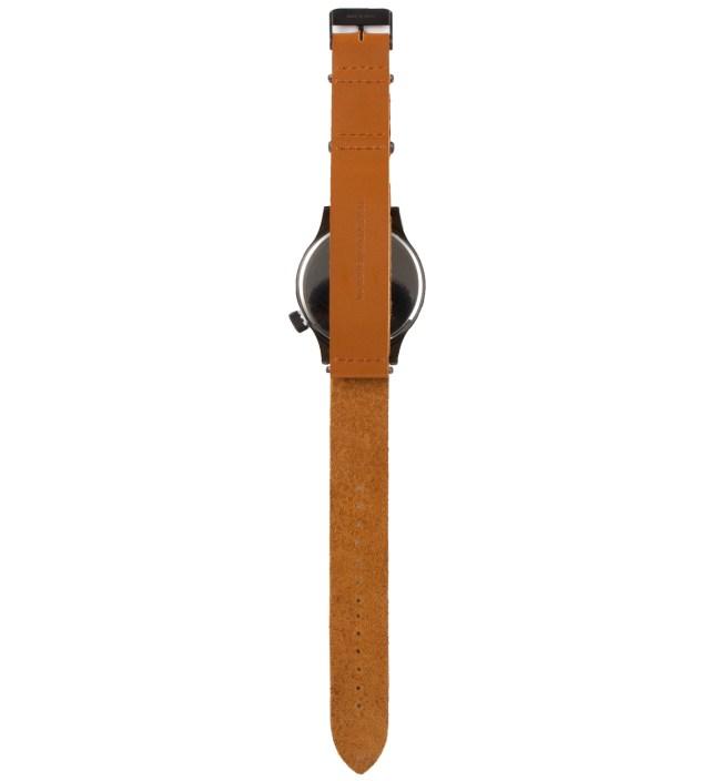 Black Cognac Magnus Watch