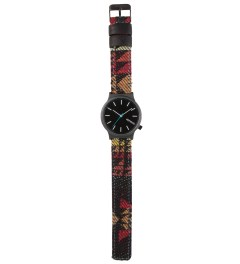 KOMONO Navajo Wizard-Print Watch Model Picture