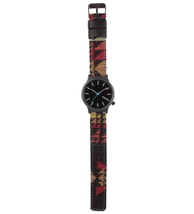 Navajo Wizard-Print Watch