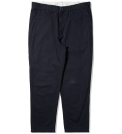 "Deluxe Deluxe for Hypebeast Navy ""Railroad"" 9/L Pants Picutre"