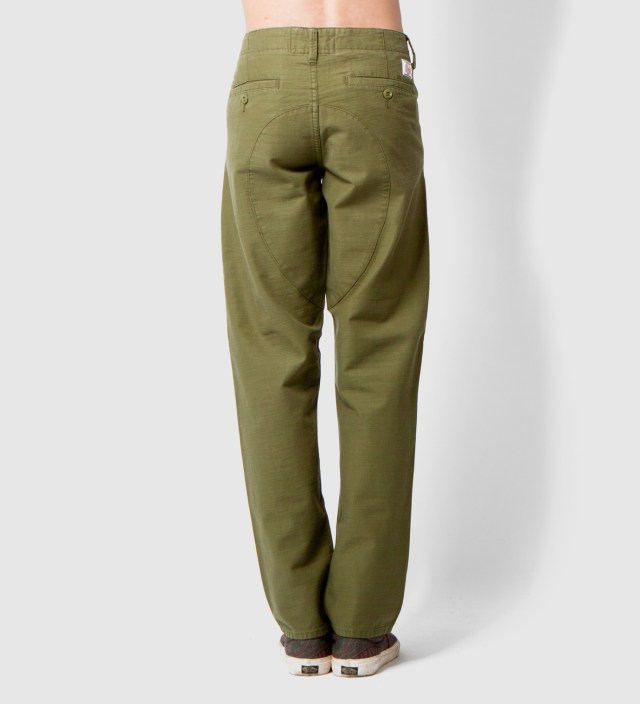 Olive Recon Chino Pant