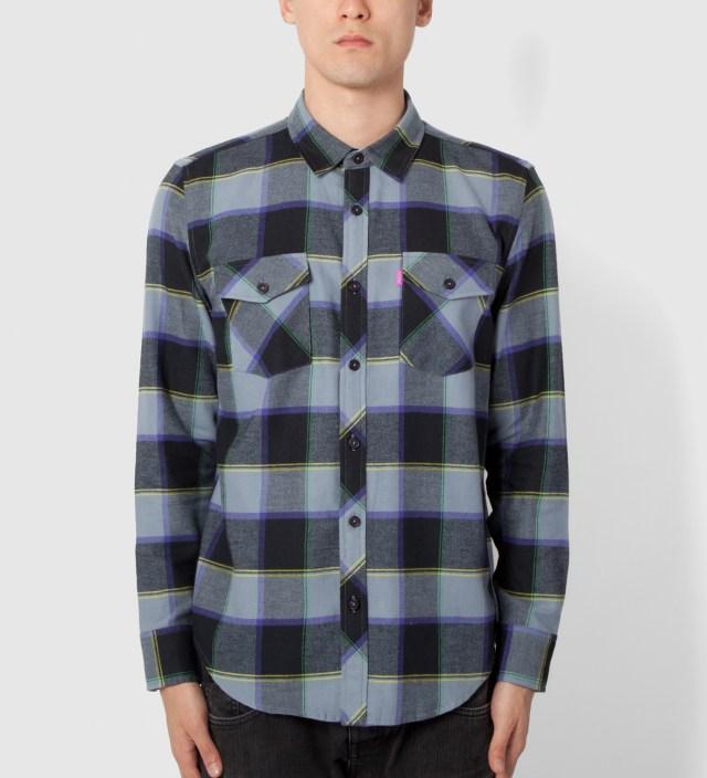 Black Blockade Shirt