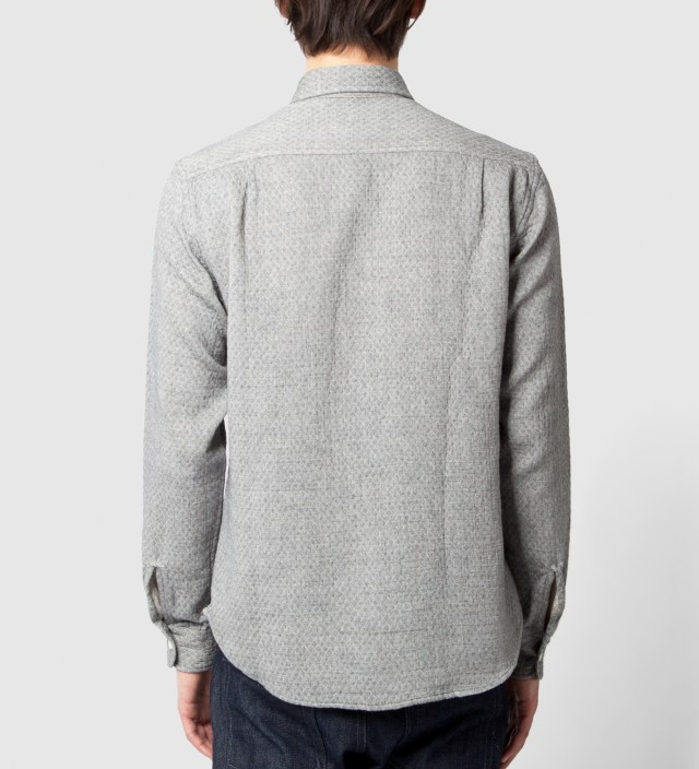 Grey Diamond 2 Pocket Shirt