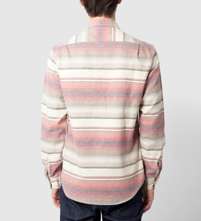 Desert Stripe 2 Pocket Overshirt