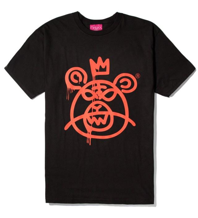 Black Bearmop T-Shirt