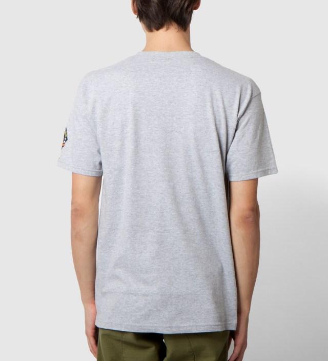 Heather Grey UND Script T-Shirt