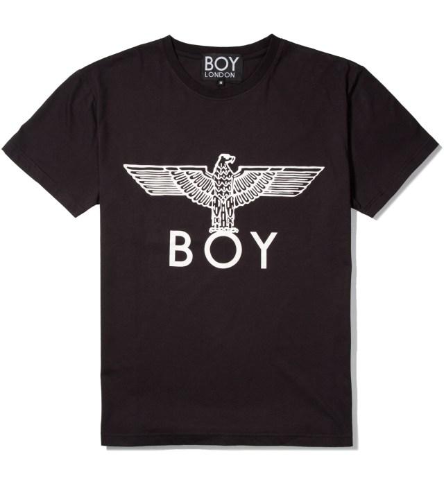 Black/White Boy Eagle T-Shirt