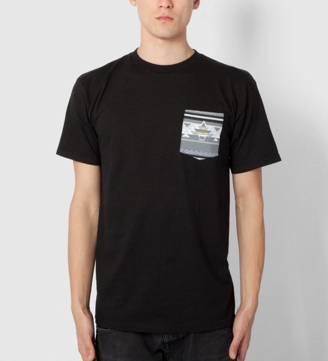 Black Vision Quest Pocket T-Shirt