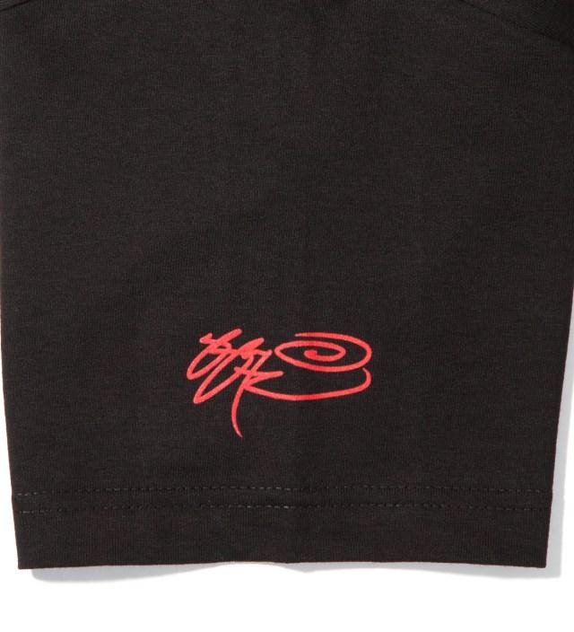 Black Lex Crown T-Shirt