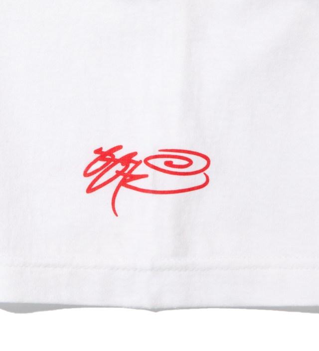 White Lex Crown T-Shirt