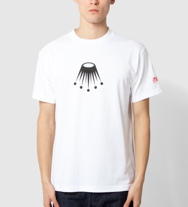 White Lex Crown T-Shirt