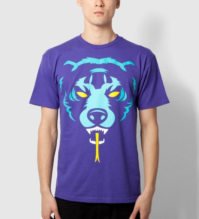 Purple Oversize Adder T-Shirt
