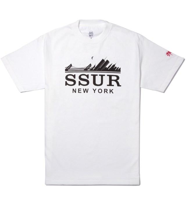 White Fast Life T-Shirt