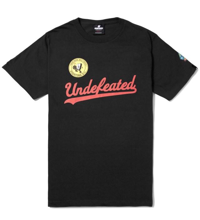 Black UND Script T-Shirt