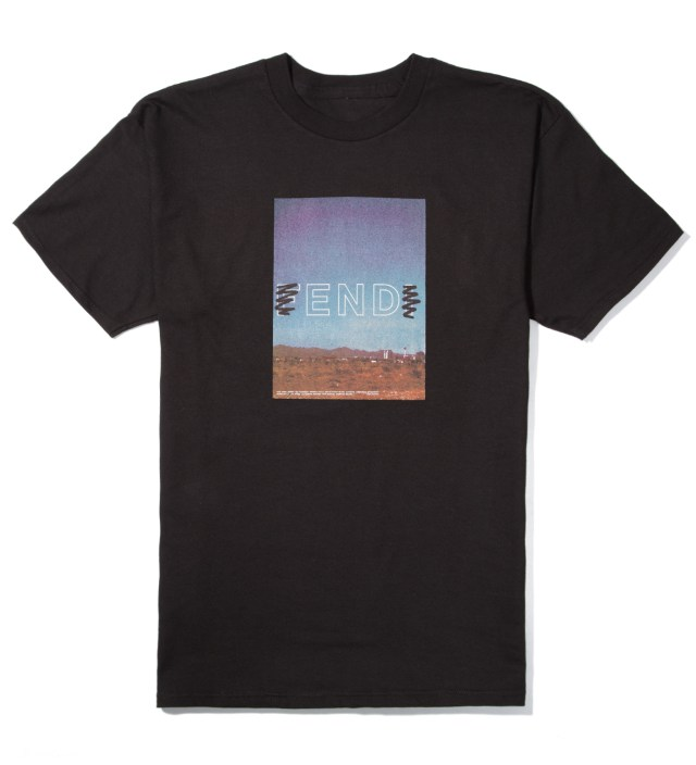 Black End T-Shirt