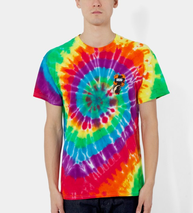 Tie Dye Pray Now Fry Later T-Shirt