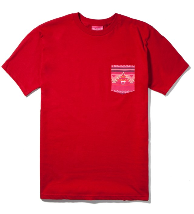 Cardinal Vision Quest Pocket T-Shirt