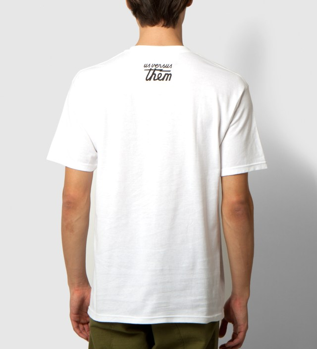 White Anon T-Shirt