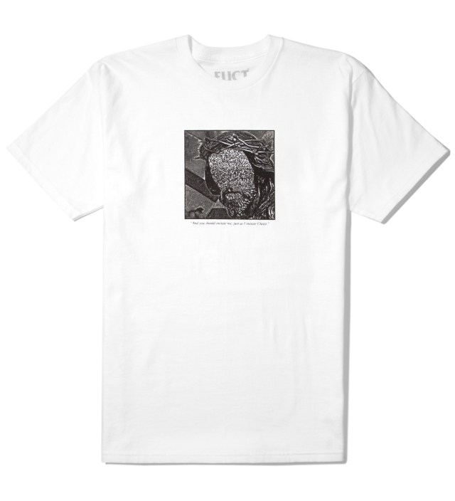 White Godlike T-Shirt