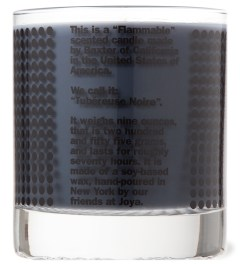 "Baxter of California ""FLAMMABLE"" Tubéreuse Noire Candle Picture"