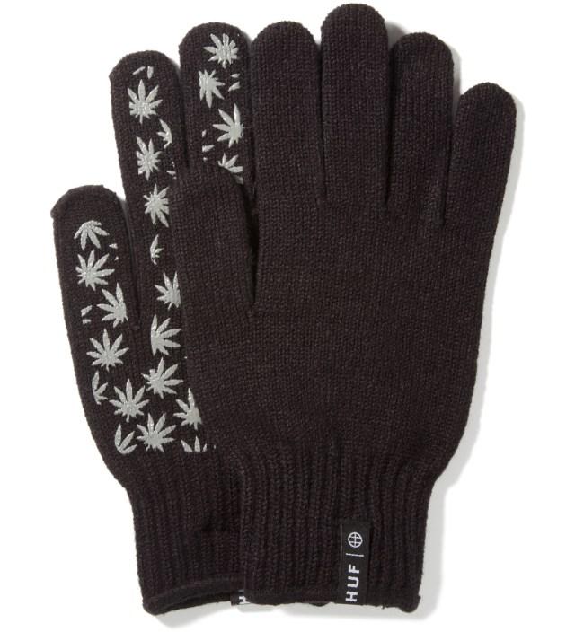 Black Plantlife Gloves