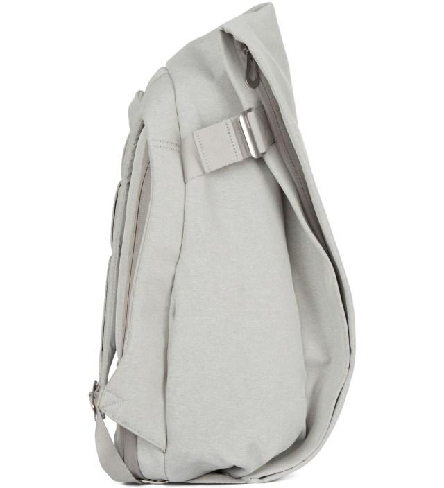 """Silver 15-17"""" Laptop Rucksack"""