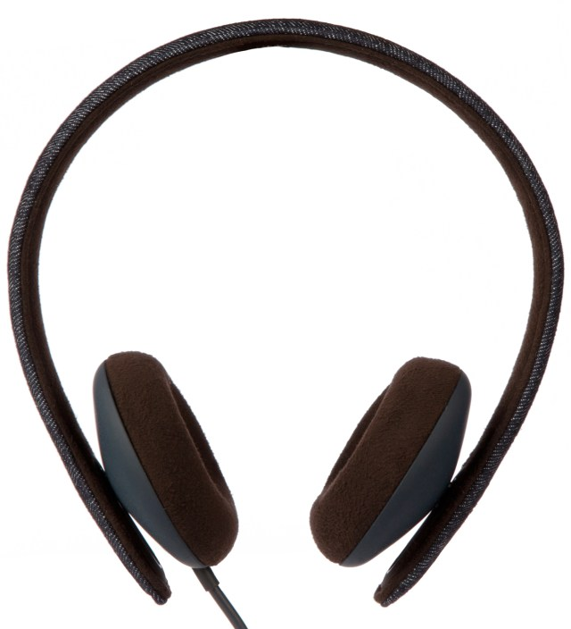 Blue Denim/Black Coffee Reflex Denim Headphones