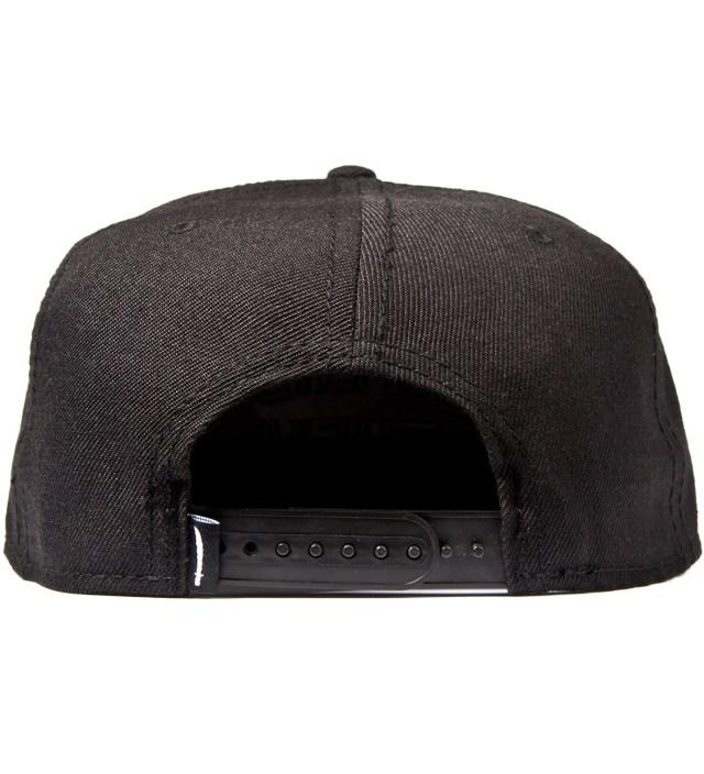 Black Nomad Snapback Ballcap