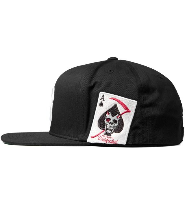 Black 5 Strike Ace Starter Cap