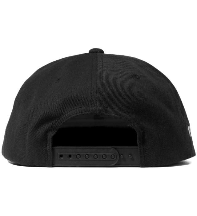 Black OG Logo Snapback Cap