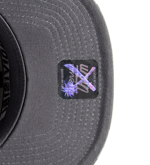 Black Indivisible Snapback Ballcap