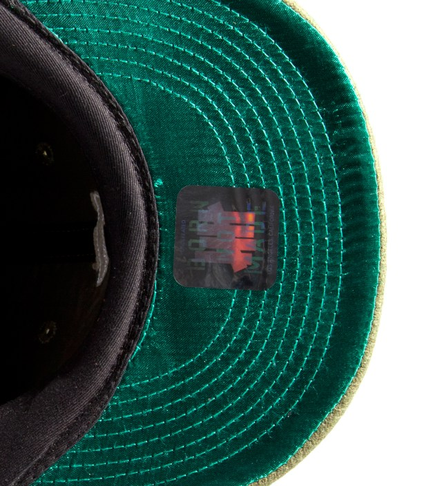 Olive No. 5 Ebbets Ballcap