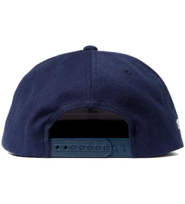 Navy OG Logo Snapback Cap