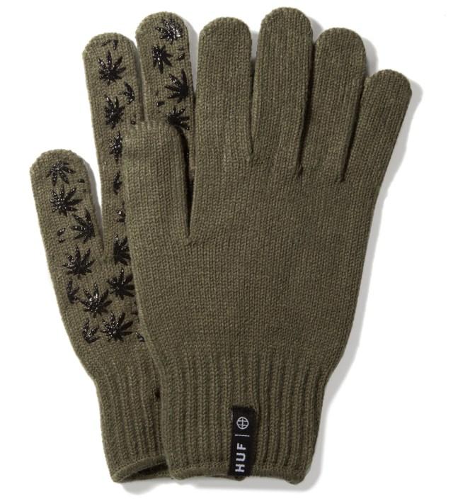 Olive Plantlife Gloves