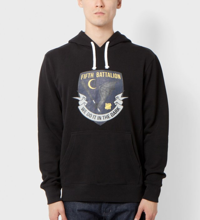 Black Battalion Pullover