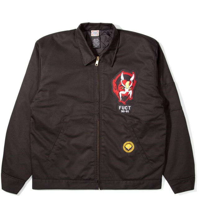 Black Belly Of The Beast Jacket
