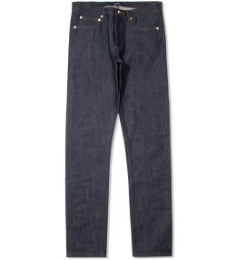 A.P.C. Indigo New Cure Jeans Picture