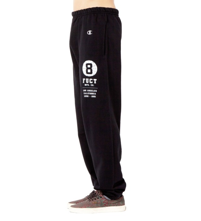 Black 8 Ball World Sweatpant