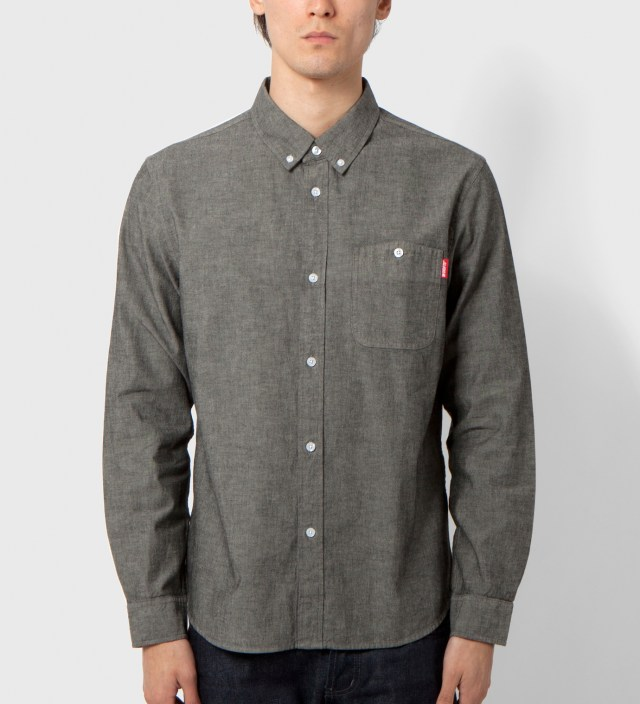 Grey RPG Chambray Shirt