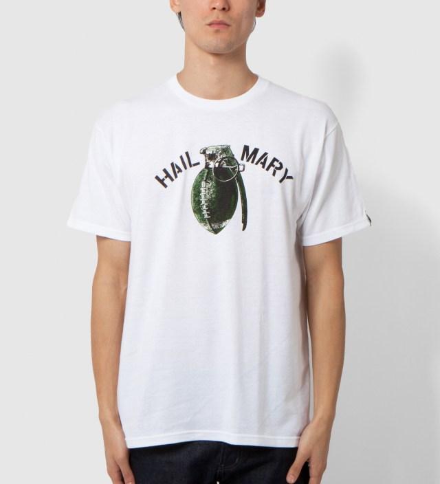 White Hail Mary T-Shirt