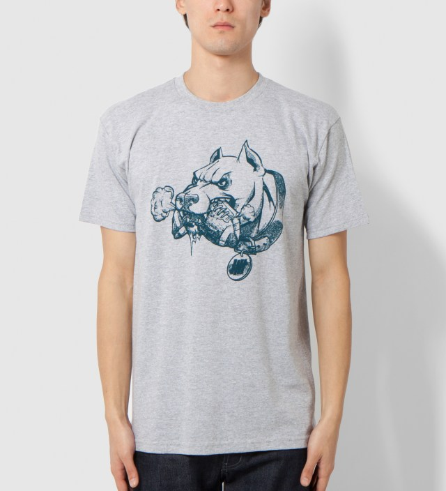 Heather Grey PIT T-Shirt